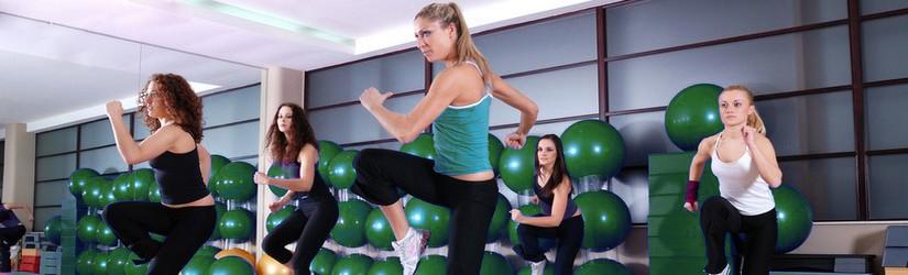 Csoportos fitness instruktor